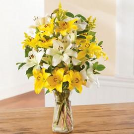 Ваза с любимыми цветами
